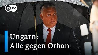 Vorwahlkampf der ungarischen Opposition | DW Nachrichten