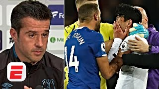 Marco Silva confirms Son Heung-min texted Andre Gomes following horror injury | Premier League