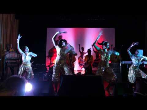 ICANN Durban  Music  Night  Entertainment
