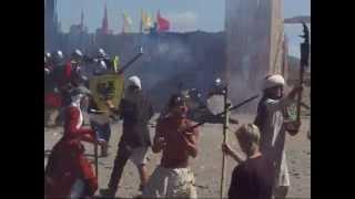 Генуэзская крепость, Судак, Крым, 2011 г.(Генуэзская крепость, видео и фото представления