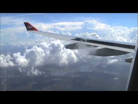 Our Family trip to Florida 2012. Flying from Manchester to Orlando (MCO) with Virgin Atlantic.