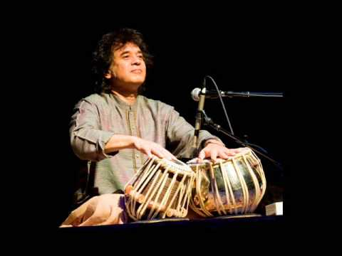 Tabla drum rhythm from India Zakir Hussain - video dailymotion