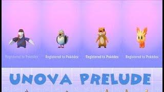 Pokemon Go Unova 5th Gen - Drilbur, Patrat, Pidove, Lillipup
