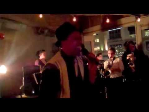 "Br. John & The Collective -- ""Proud Mary "" -- Mestizo's Rooftop, Leawood, KS 4-12-2014"