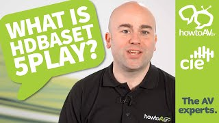 What is HDBaseT 5Play?