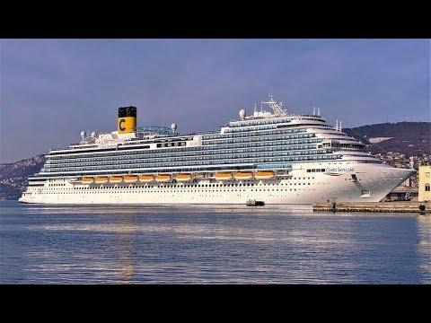 Cruise Ship Costa Venezia Video Tour 4K 歌詩達威尼斯號