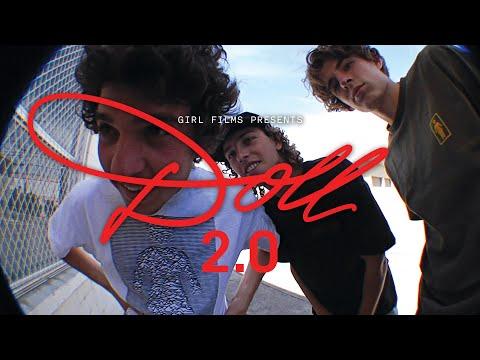 """Girl Skateboards """"Doll"""" 2.0"""