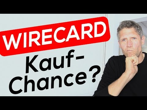 Wirecard: Wann ich kaufe!