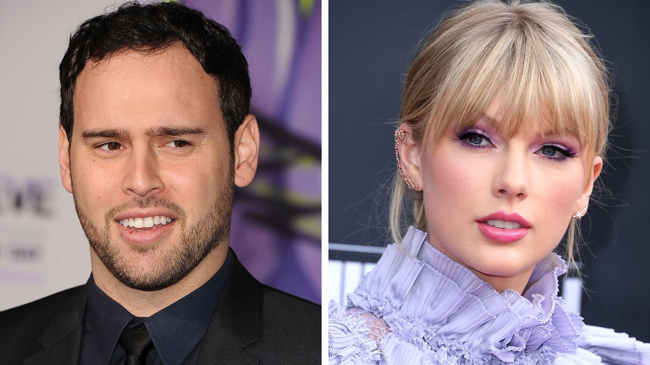 Scooter Braun Seemingly Responds to Taylor Swift Drama With 'Kindness' image