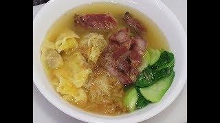 Mì Hoành Thánh HONG KONG  - New York / Wonton & Noodle Soup