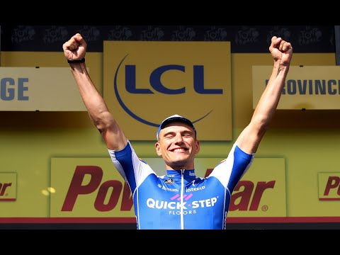 Marcel Kittel wins stage two of the Tour de France