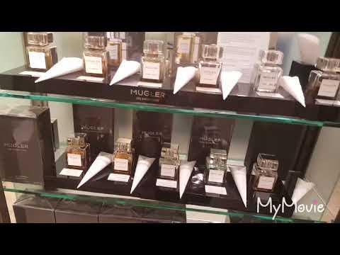 PRIVATE COLLECTION MUGLER PERFUMES, мужские парфюмы, новый парфюм