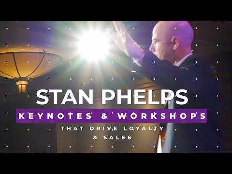 2018 Stan Phelps Speaker Highlight Reel