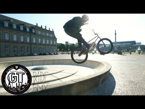 GT BMX - The European Tour