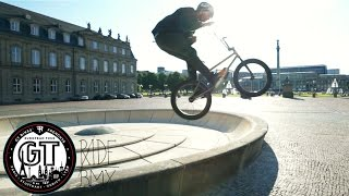 GT BMX - The European Tour