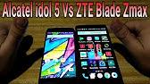 Alcatel IDOL 5 - Display & Design | Cricket Wireless - YouTube
