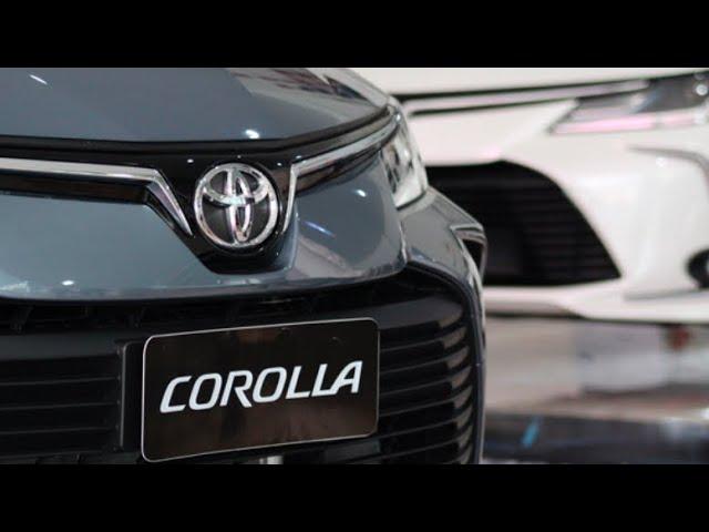 Lançamento Toyota Corolla 2020