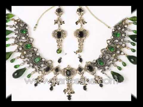 Victorian Jewelry Fashion 2011, Traditional Indian Jewelry