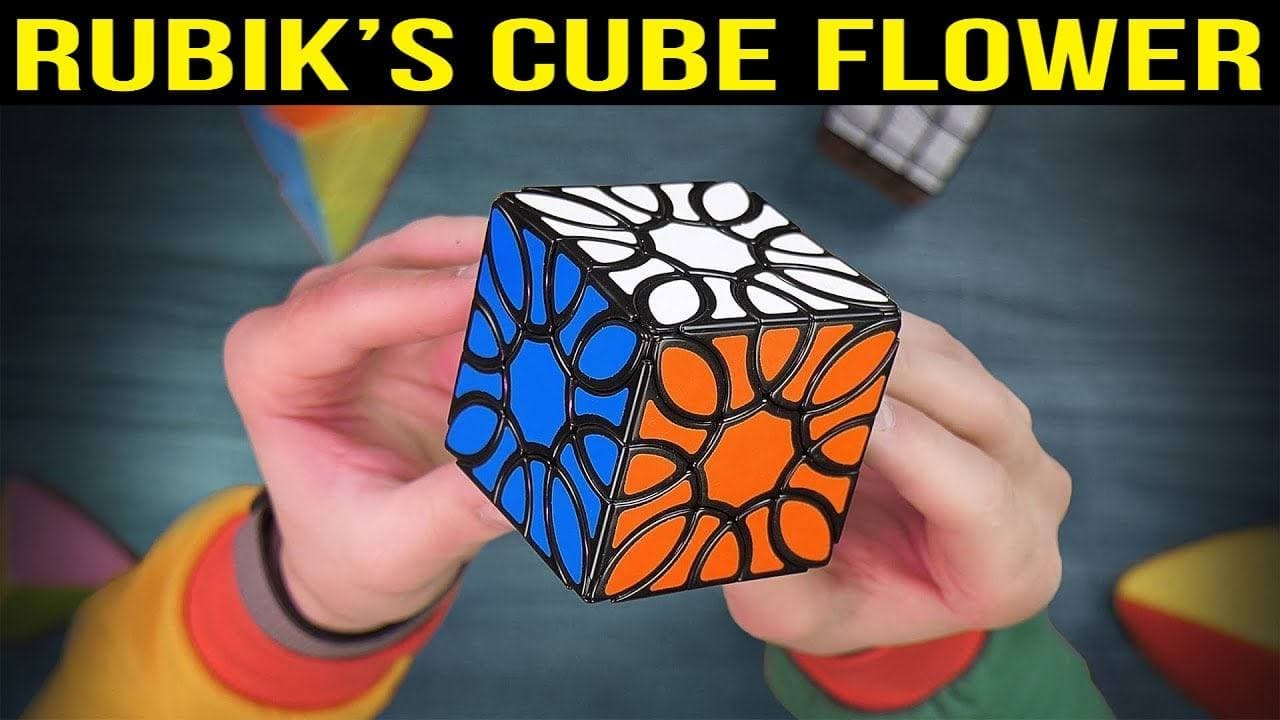 I got a package with the rarest Rubik`s cubes in the world