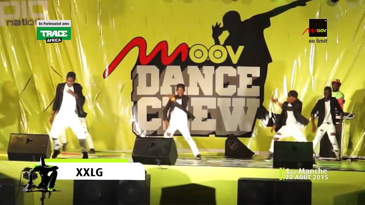 Moov Bénin: Première manche du Moov dance Crew