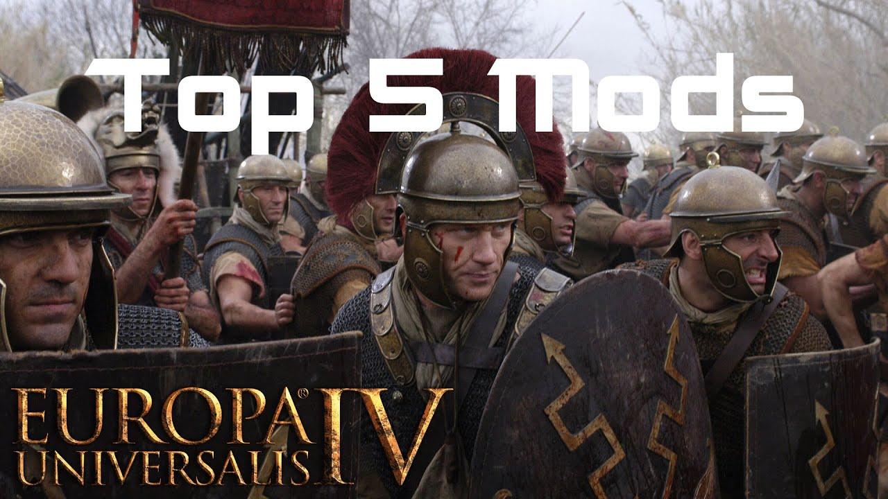 Europa universalis 4 mods steam