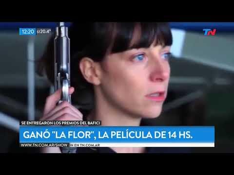 """""""La Flor"""", la película de 14 hs que ganó en el BAFICI"""