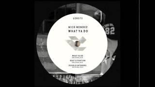 Nico Mendez - Double Entendre (Original Mix)