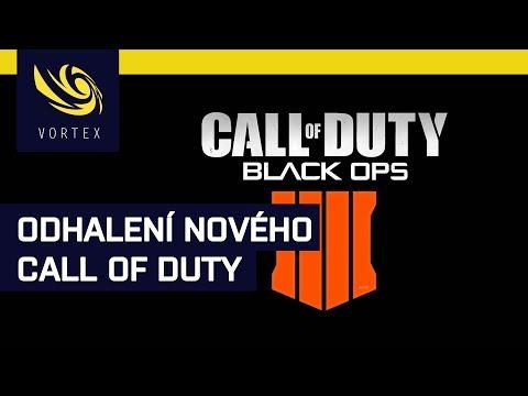 Je tady nečekané oznámení nového Call of Duty: Black Ops 4