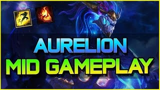 AURELION SOL MID IS BROKEN | League of Legends
