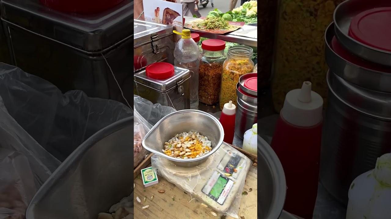 Bhel Murmura | Chatpata Bhel Puri | Street Food Surat | Surti Snack Dish