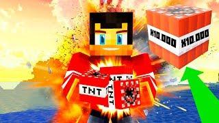 MINECRAFT - PROBAMOS LOS TNT ESPECIALES!! 💥🔥💥 #19 - Nexxuz