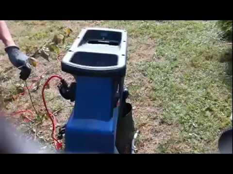 Broyage pour le paillage et alimentation du sol / Jardin bio facile