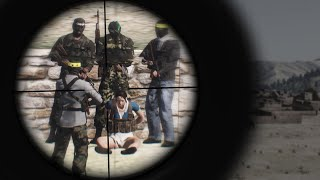 Assault And Rescue - Hostage Was Rescue Operation - AMER CAN SN PER ARMA 3 Milsim