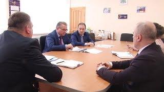 Под министерским взглядом. Верхнюю Салду посетил областной министр экономики