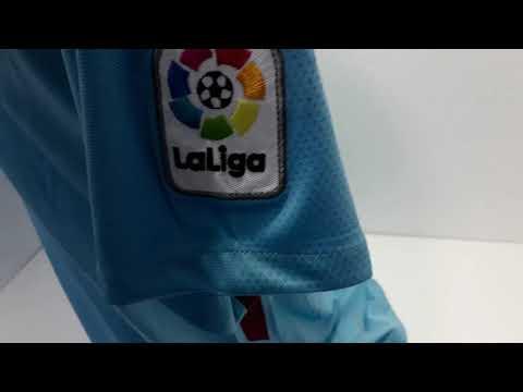 Camisa Away lll Barcelona 2017/2018