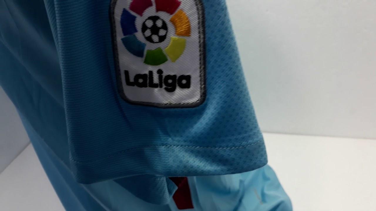 01b82ba62e Camisa Away lll Barcelona 2017 2018 - YouTube