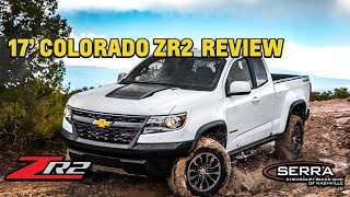 2017 Chevrolet Colorado ZR2 REVIEW: Serra Chevrolet Buick GMC of Nashville