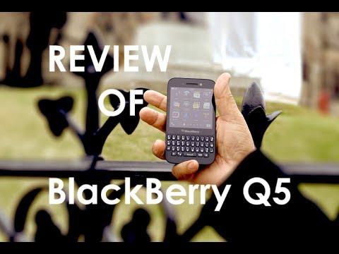 Blackberry Q5 Review - AMAZING!!!