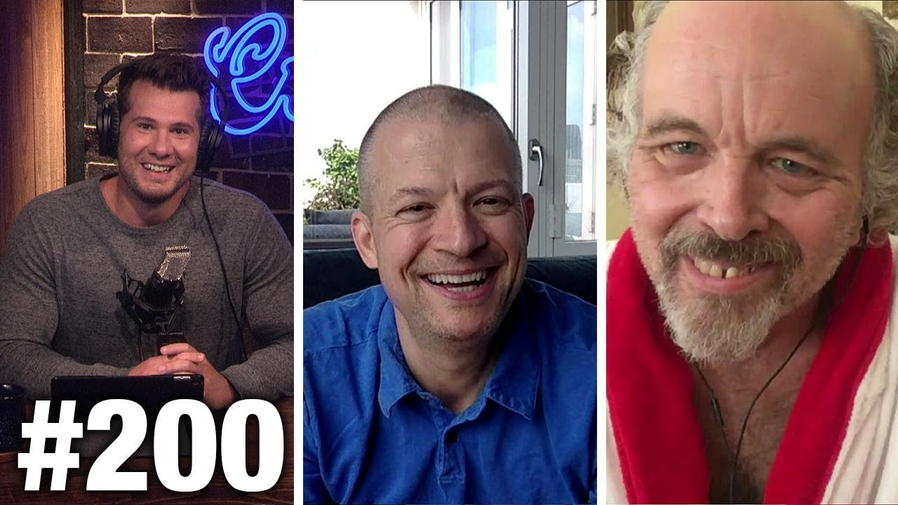 #200 OMG GAME OF THRONES NEEDS MORE DIVERSITY! Jim Norton and Clint Howard | Louder With Crowder