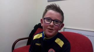 Interview with Stirling Albion manager Dave MacKay 28 April 2018