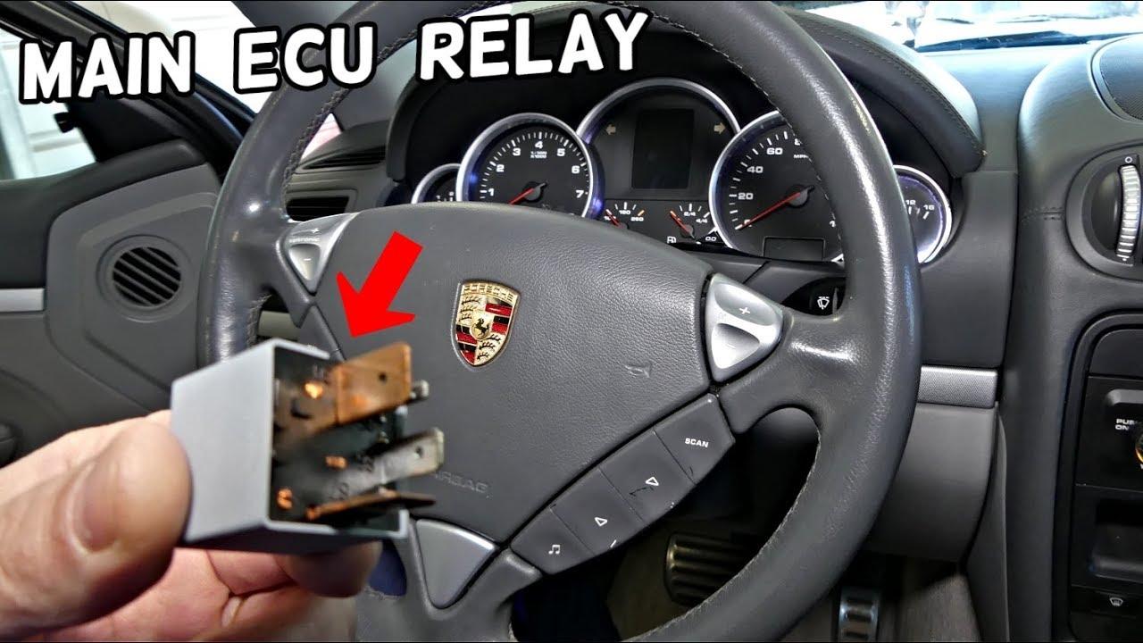 Porsche Dme