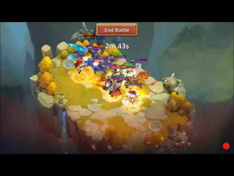 Castle Clash: Battle Altar Battle
