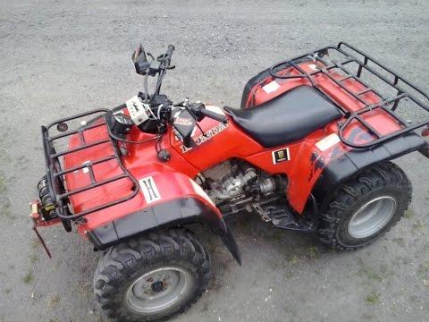 Quad Honda TRX