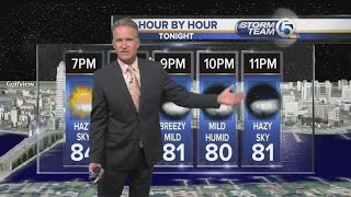 NewsChannel 5 at 5 video weather forecast