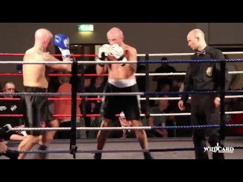 Scott Williamson vs Jamie Mccarroll Wildcard 27th Nov 2015