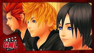 KINGDOM HEARTS 358/2 DAYS - FILM JEU COMPLET st FR