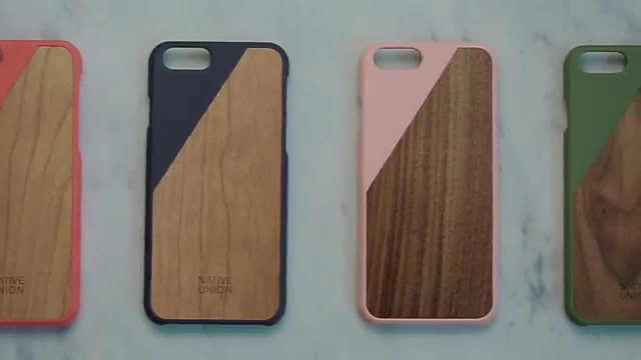 quality design b15cc 4a1de Native Union Wooden iPhone Case