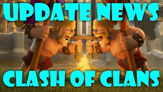 CLASH OF CLANS UPDATE NEWS! THIS COULD BE A PROBLEM FOR SIEGE MACHINES!