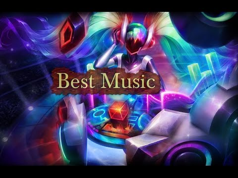 Music LoL League of Legends Music Best Selection Max Adventure 2016
