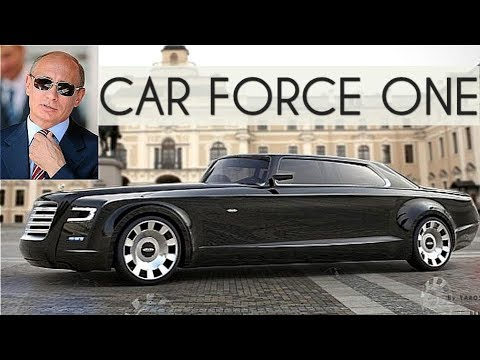 CAR N°1: Putin's NEW Presidential Limo - VIRAL Documentary On The World's Most POWERFULL Limousine